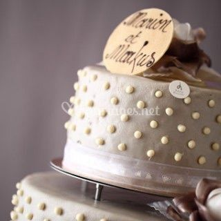 Wedding cake sur mesure