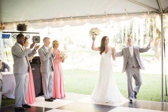 Entrée mariée