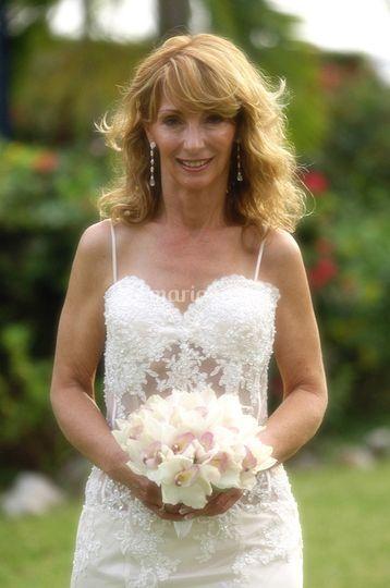 Mariage - la mariée
