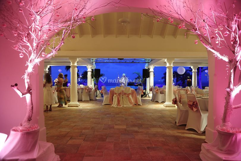 Mariage - salle