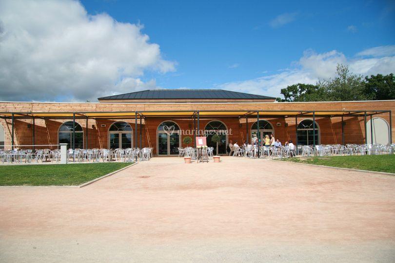 Pavillon Cousin hippodrome