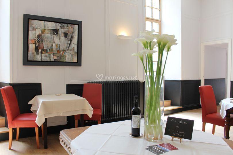 Salon Restaurant 50m2
