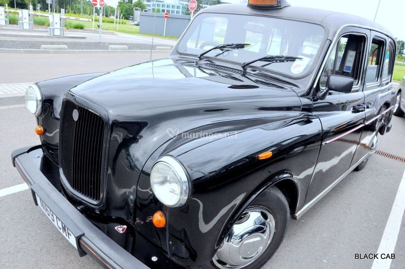 London cab luxembourg