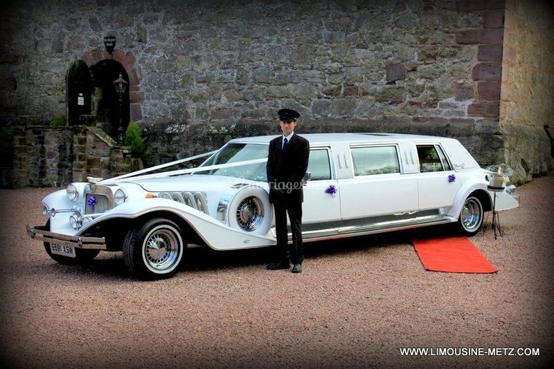 Voiture mariage Luxembourg