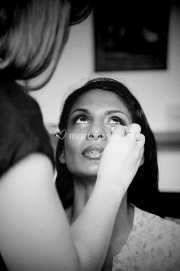 Preparation makeup