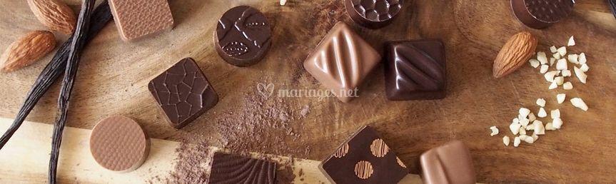 Chocolats gourmands