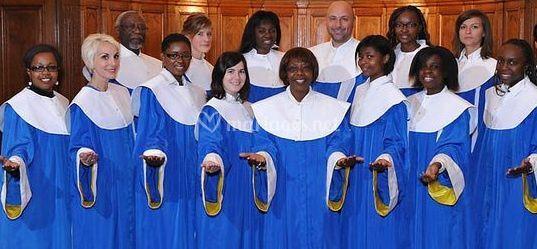 kwassio ocan gospel - Chorale Gospel Pour Mariage