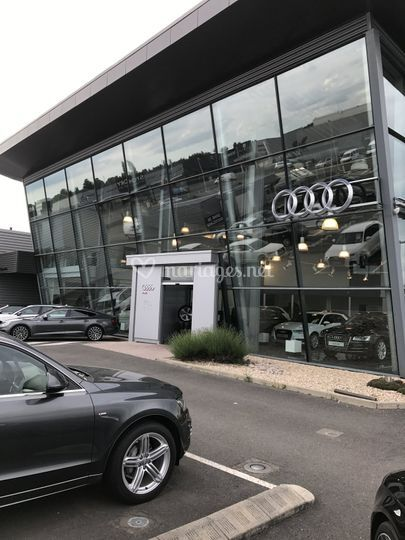 Audi Bourges