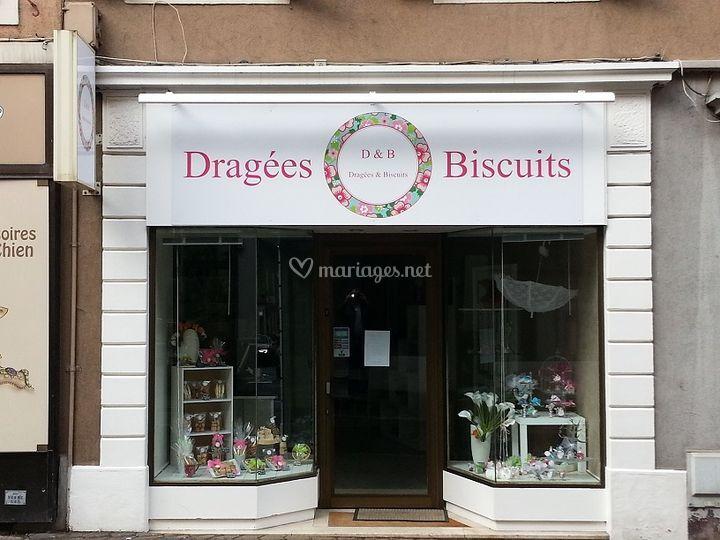 Dragées & Biscuits