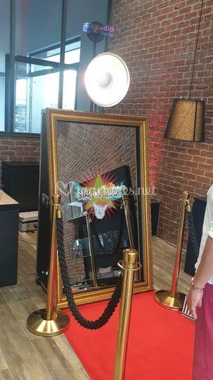 Miroir Photobooth EvoMotion