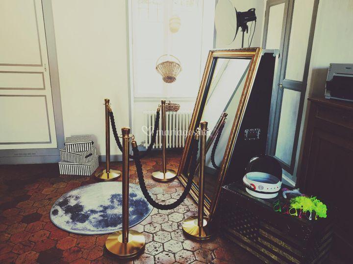 Miroir Photo EvoMotion