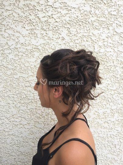 Brillante coiffure