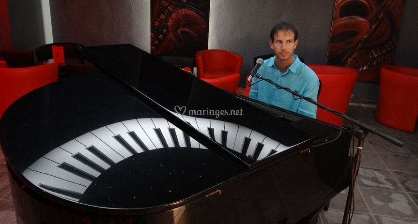 Seb pianiste chanteur