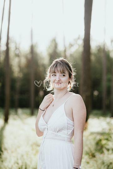 La mariée bohème