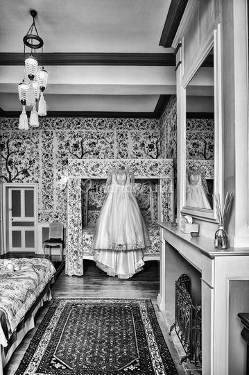 En attadant la mariée