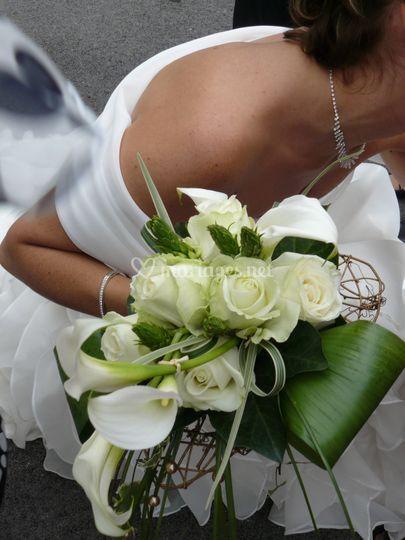 Bouquet éclaté