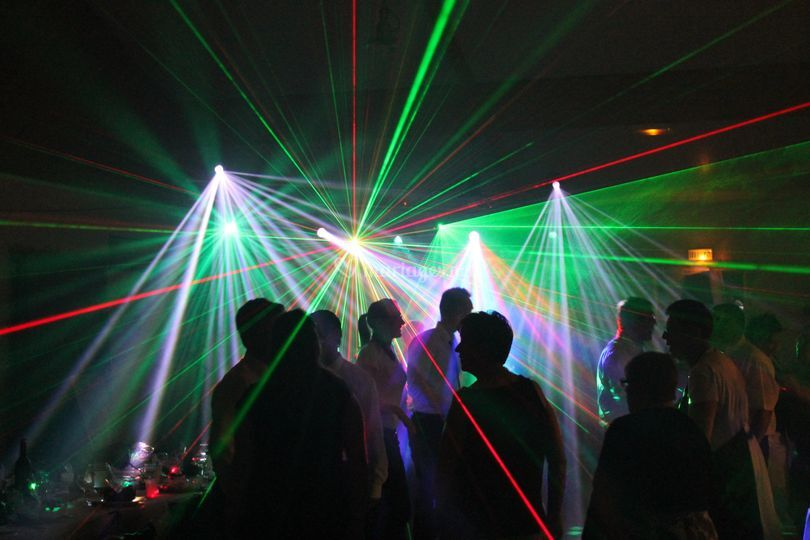 Effets lasers