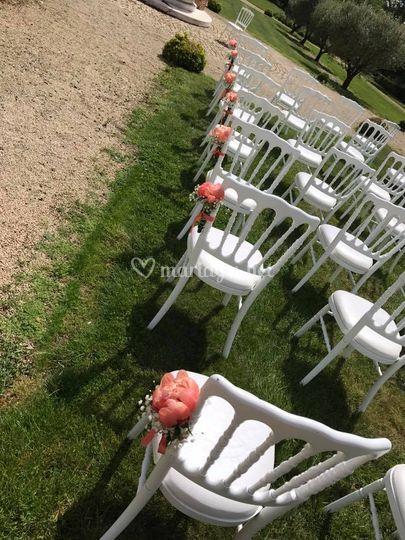 Bouts de chaises