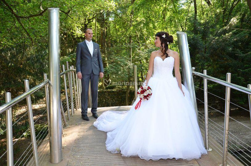 Mariage à Marignane