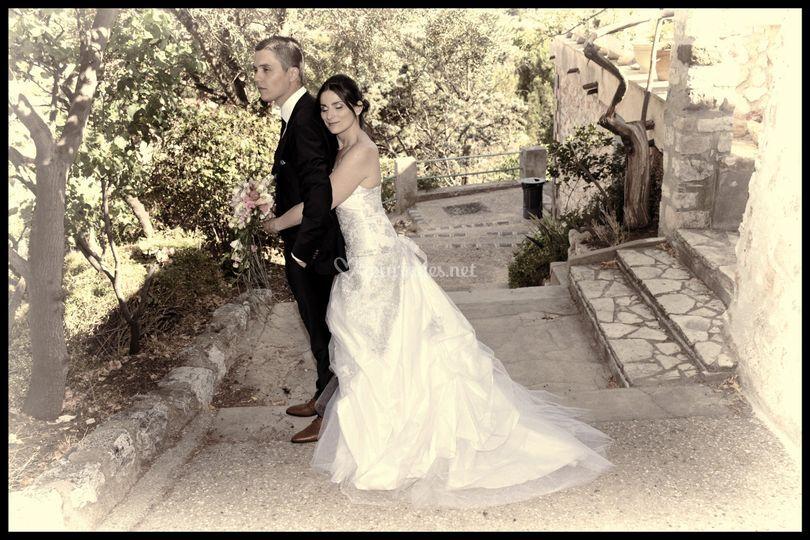 Mariage à Vitrolles