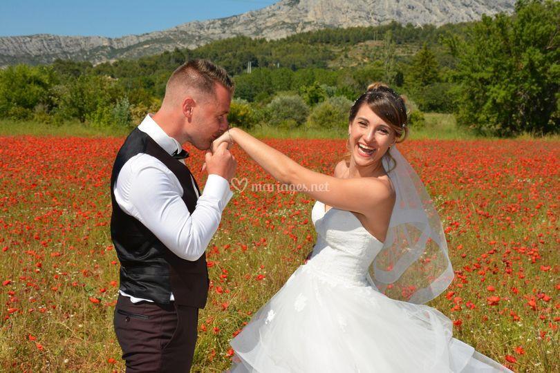 Mariage à Puyricard