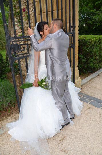 Mariage à Lançon de Provence