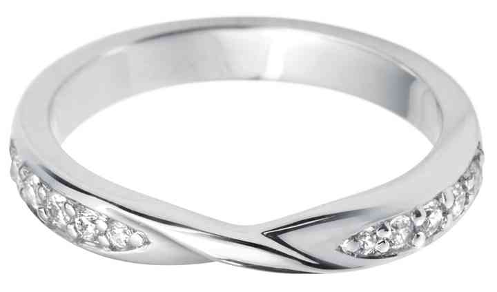 Alliance diamants fantaisie