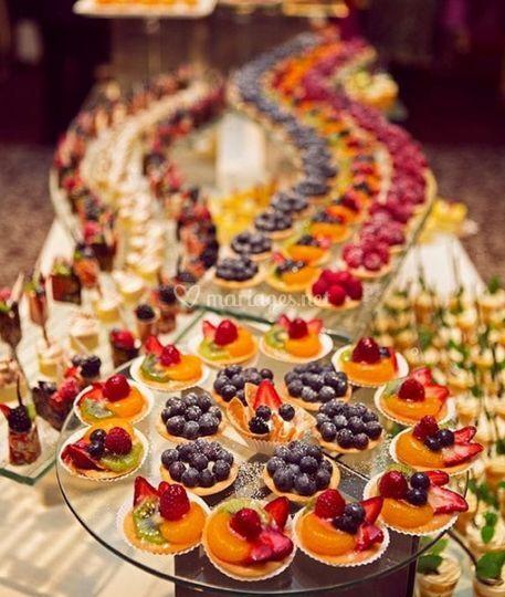 Parfait pour vos banquets