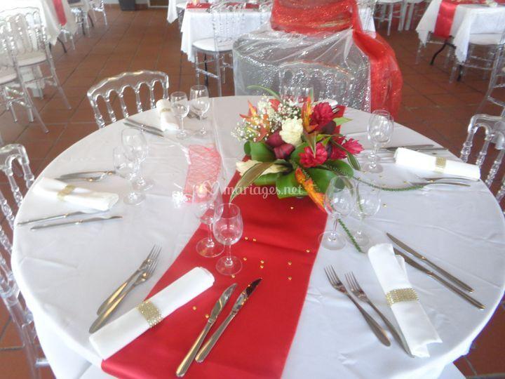 Table convive
