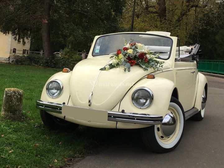 Coccinelle cabriolet 1500