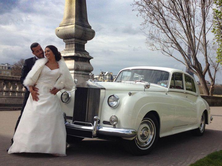 Mariage en Anciennes