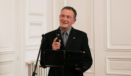 Patrice Sallé - Officiant