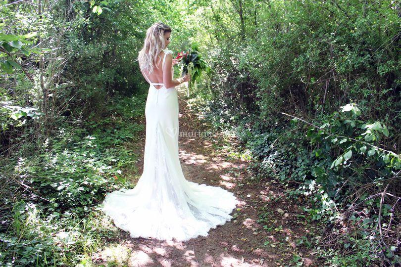 Robe de mariée Emma