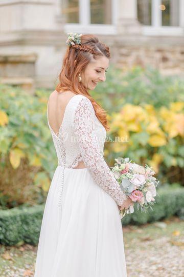 Robe de mariée Anna - 2020