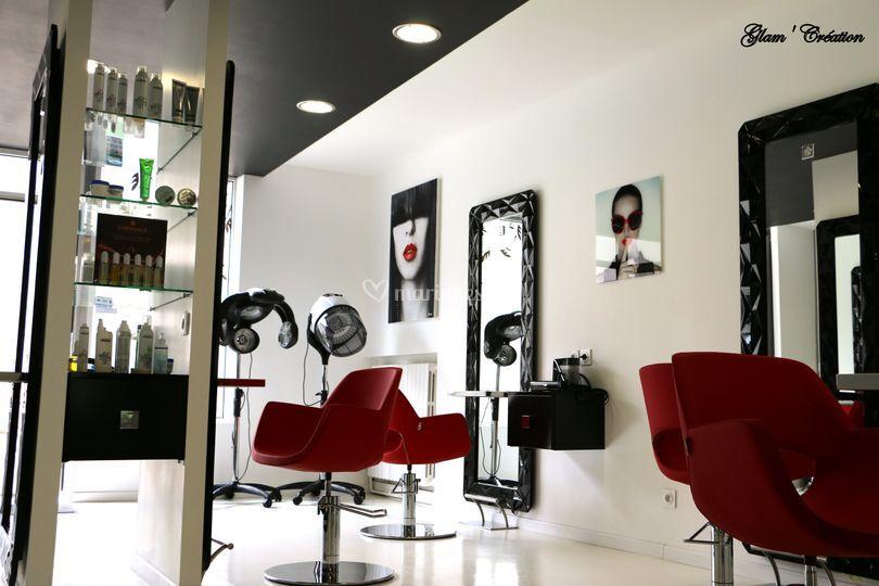 Espace coiffure