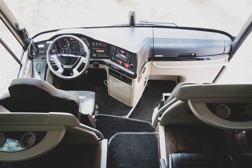 Autocar dernière génération
