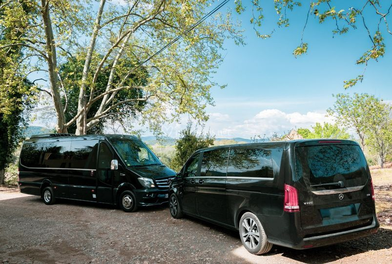 Minivan 7 places et minibus