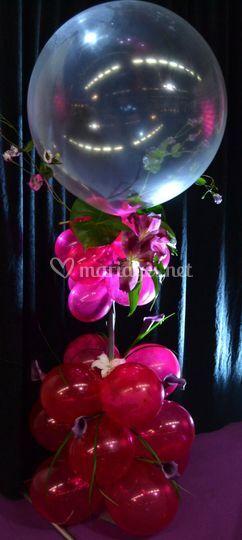 Amalgam décoration ballons