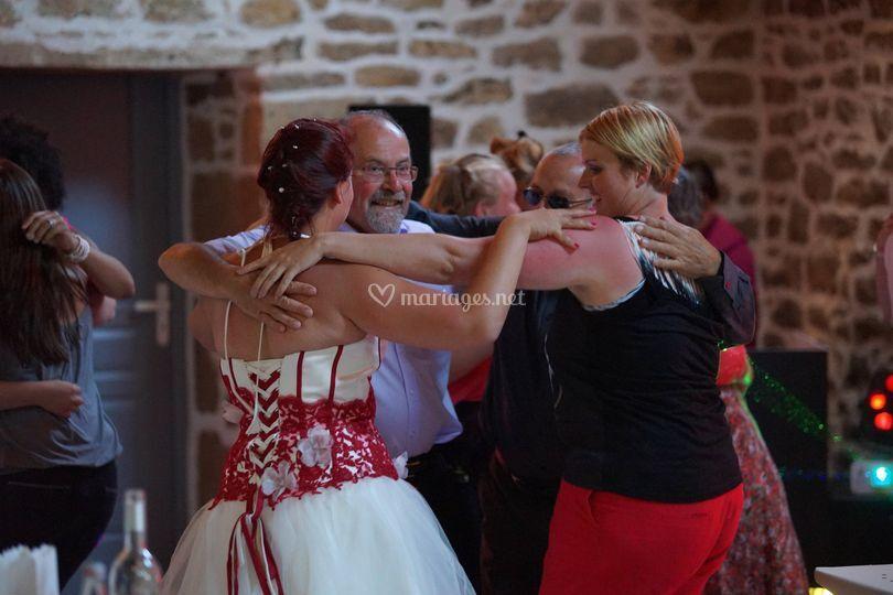 Jeu dansant