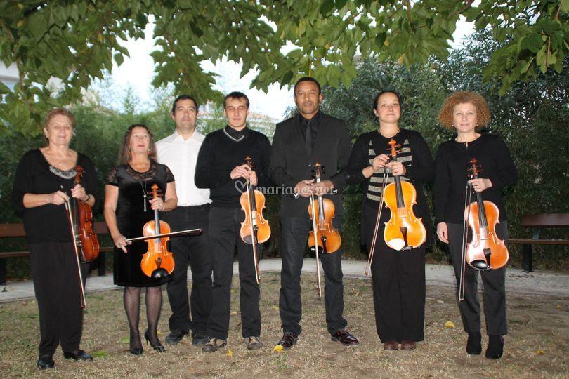 Orchestre Liberté