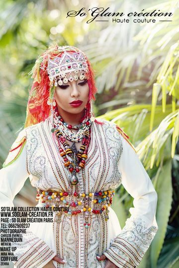 La Mariée CréationPhoto So'glam Chelha De 17 Caftan vIf7m6ybgY
