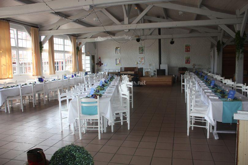 Salle 150/ 180 personnes