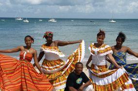 Akwarel - Danses Antillaises