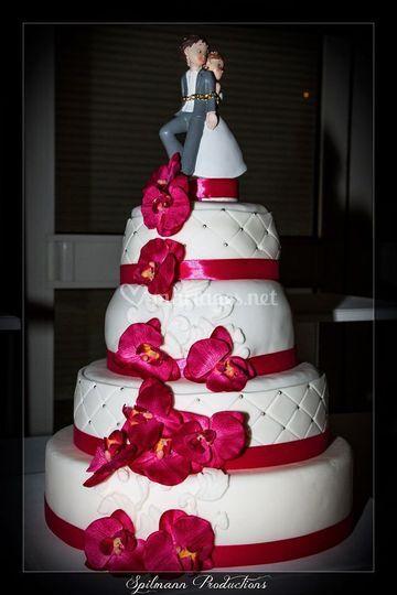 Wedding Cake Sucr Ef Bf Bd Ou Pas