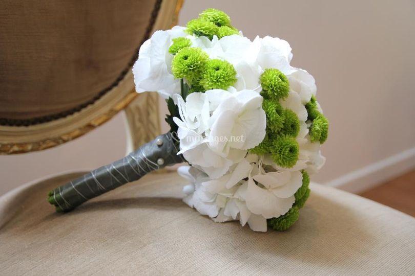 Bouquet mariée France Fleurs
