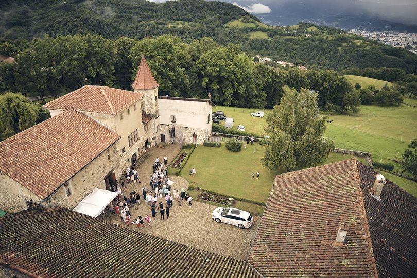 Chateau de Venon