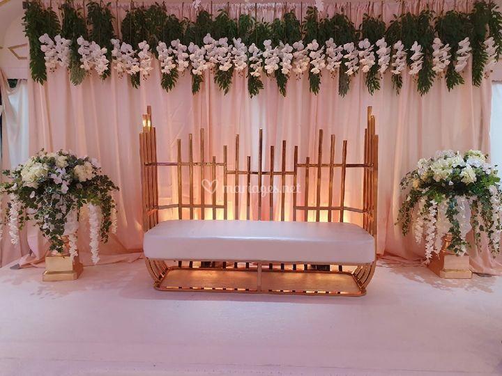 Assise des mariée
