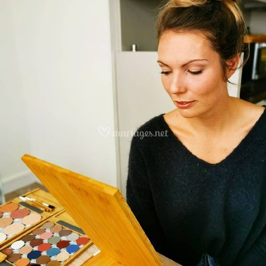 Maquillage léger