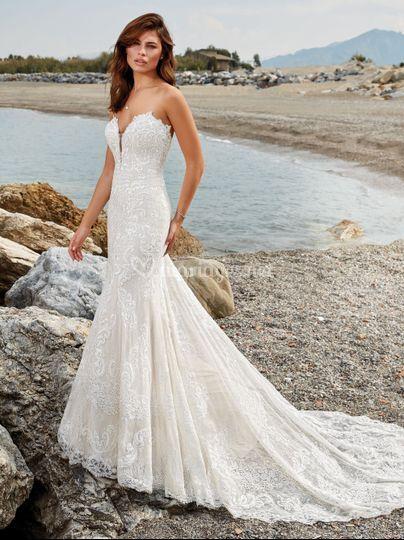 Robe de mariée Eddy K