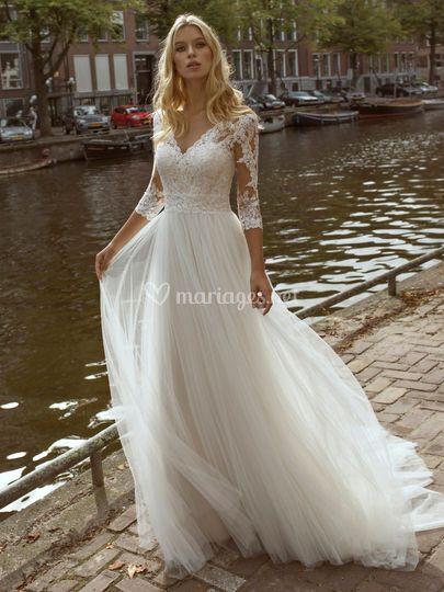 Robe de mariée Modeca
